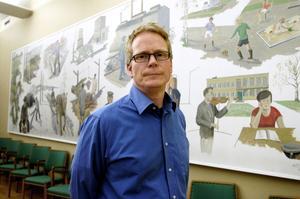 Peter Carlsson (S) avgår som kommunalråd i Hällefors. ARKIVBILD: BIRGITTA SKOGLUND