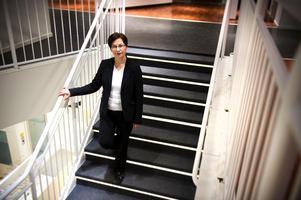 Riksdagsledamot Anna Hagwall (SD).