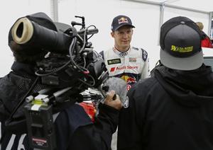 Rallycrossföraren Mattias Ekströms lag, EKS, öppnar verkstad och kontor på Erikslund.
