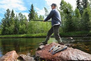 Fiske i Rånden