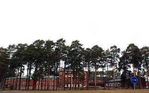 Rättviksskolan har numera nya lås. Foto: Katarina Cham/DT