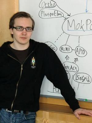VASAELEV. Tomas Klingström är uppvuxen i Gävle. Han gick på Vasaskolan där intresset för kemi föddes. I dag studerar han molekylär bioteknik i Uppsala. Han mottog i onsdags 150 000 kronor i stipendium.