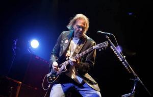 Neil Young. Foto: Jason DeCrow/AP/Scanpix