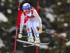 Kajsa Kling svarade för karriärens bästa insats i störtlopp när hon slutade sexa i Lake Louise. Åretjejen trivs extra bra i Lake Louise, det var där som hon fick sitt genombrott i fjol.