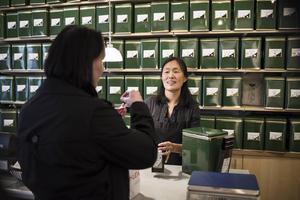 Amanda Hemmingsson vill sprida sina kunskaper om te till sina kunder.