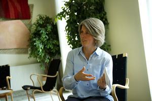 Jenny Alvolin, folkhälso- och ungdomsstrateg vid Hudiksvalls kommun.