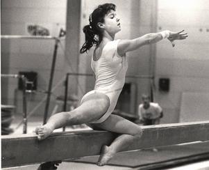 Jessika Ericsson har tävlat som gymnast på elitnivå under fler års tid.