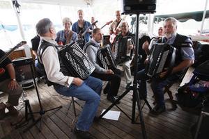 Musiker från bland annat Ljusdals kommun, från Ånge och Sundsvall kommer för att spela.