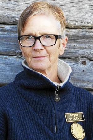 Margareta Selin-Ring, kulturansvarig i Långåfisket.