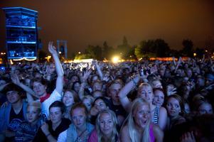 Förra året slog Peace & Love publikrekord med 50 000 besökare.