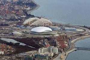 OS i Sotji blir en dyr historia - även för turisterna.