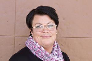 Johanna Olofsson, ledamot för moderaterna i Surahammars kommunfullmäktige.