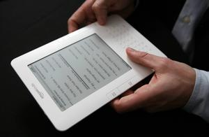 Bonniers vill vara med i matchen om digitala böcker.