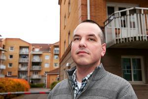Marcus Kjellin, förhandlingsstrateg hos Hyresgästföreningen, säger att föreningen har fört interna samtal med Krylbostäder om lägenheterna i Krylbo under ett och ett halvt års tid.
