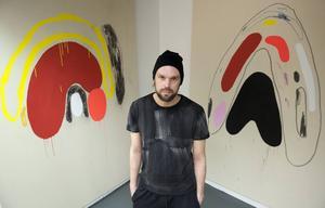 Galleristen Jonas Kleerup är en av programledarna i