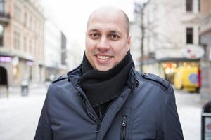 GIF Sundsvalls marknadschef Henrik Wikström.