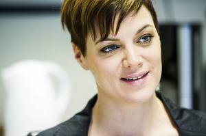 Maria Westling har som småbarnsmamma bara lovord att ösa över kort arbetsdag.
