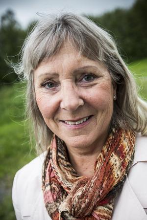 Krokombostäder bygger nytt. Elisabeth Svensson är styrelseordförande i Krokomsbostäder AB.