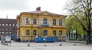 Norra skolan har under lång tid förfallit, men nu ska den fräschas upp. Foto: LASSE HALVARSSON
