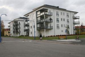 I Edsbyn har alla lägenheterna i Triangeln i stort sett varit uthyrda sedan bygget blev klart. När någon flyttat ut har det kommit nya hyresgäster.
