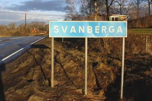Svanberga hade lägst dygnsmedeltemperatur i länet i förra veckan. Foto: Sara Borg