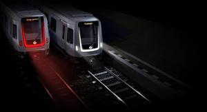 Dellnergruppen kopplar samman Bombardiers nya tunnelbanetåg till röda Linjen i Stockholm