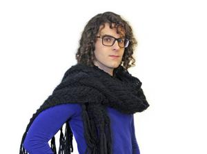 Arbetarbladet Kulturs språkkrönikör Alexander Katourgi.