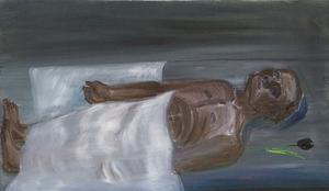 Mardröm, målning av Hans Wigert.