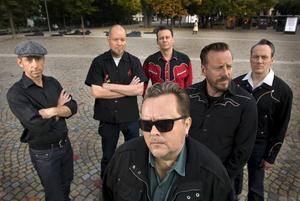 Norrtälje Bluessällskap har velat boka Fatboy under många år. Till årets evenemang fick de allt att stämma och bandet kommer att avsluta festivalen på lördag.