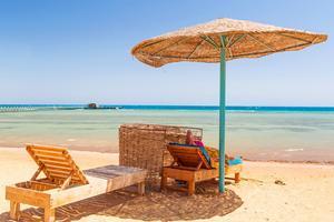 Nu avråder inte UD längre från resor till Egyptens turistorter.