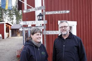 Lotta Persson i Los var tidigt ute när hon startade gårdsbutiken Lotta-boden för 15 år sedan. Mycket har hänt sedan dess och fortfarande finns stora utvecklingsmöjligheter. LRFs ordförande i Gävleborg, Jan Thorén ser att efterfrågan på närproducerat fortsätter att öka.