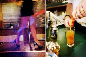 Sprit och striptease går inte ihop, konstaterar politikerna i Östersunds socialnämnd som beslutat om nya riktlinjer när det gäller serveringstillstånd framöver.