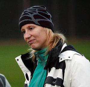 Pernilla Karlsson blir assisterande tränare i Team Hudik.