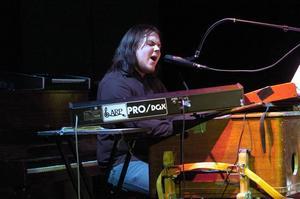 SKÄGGFISK. Så här såg det ut när Beardfish spelade på Cityfesten 2005. Nu är det tillbaka med ett nytt album.