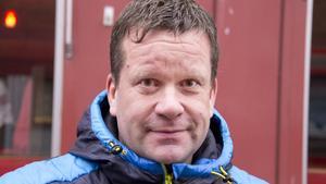 Mikael Erixon, sportchef, Avesta BK.