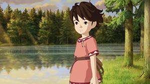 Den japanska, animerade versionen av
