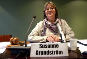 Susanne Grundström.