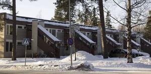 Lägenheter på Solliden ingår i Landstingsbostäders bestånd.