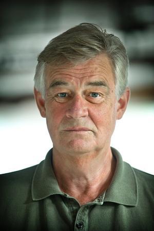 Sören Holmberg, statsvetare. En av författarna av boken om väljarnas beteende i val,