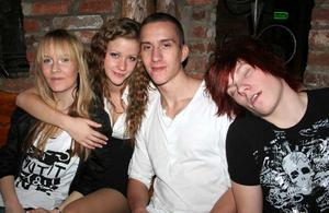 Konrad. Elin, Erika, Wicktor och Steven Adler
