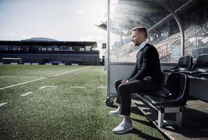 Tar över chefsplatsen. Ett naturligt val, Axel Kjäll har både själ och hjärta i ÖSK.
