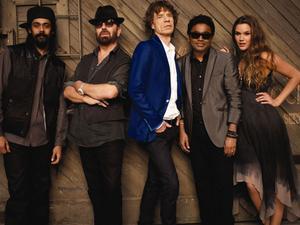 Damian Marley, Dave Stewart, Mick Jagger, A R Rahman och Joss Stone har bildat nya supergruppen Superheavy.