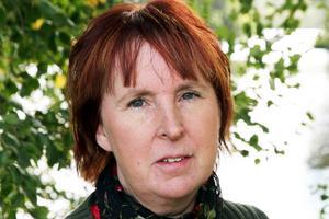 Gunilla Zetterström Bäcke är Socialdemokrat och kommunalråd i Härjedalen.