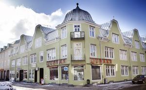 Byggnaden som Ljusnan håller till i byggdes av arkitekt Johan Bååth 1914.