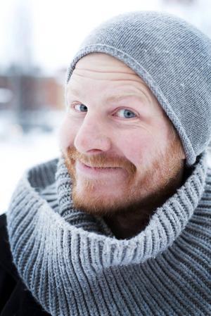 Håkan Borgsten har spelat allt från viking i Arnljot till Brasse I
