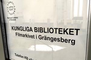 Kungliga Biblioteket i Grängesberg.