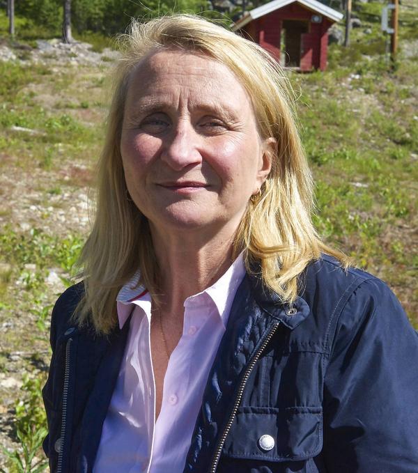 – Nu blir vi en del av turistnäringen, säger Kjerstin Valkeapää, som är projektledare för aktivitetsparkerna.