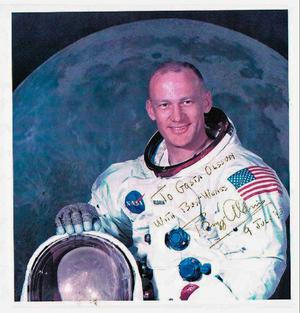 20 juli 1969 genomfördes den första bemannade månlandningen. Med på resan fanns astronauten och piloten