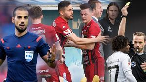 Det har varit många omdiskuterade situationer i Allsvenskan den här säsongen.