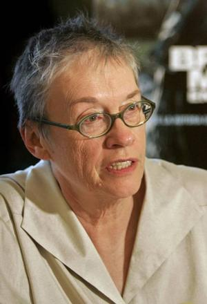 Annie Proulx.